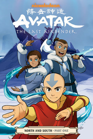 Avatar: The Last Airbender: Norte y Sur, Parte 1