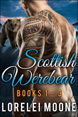 Scottish Werebear: Libros 1-3