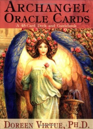 Arcángel Oracle Tarjetas: A 45 Card Deck y Guía