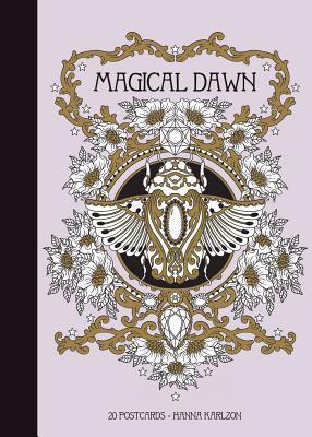 Magical Dawn 20 Tarjetas Postales
