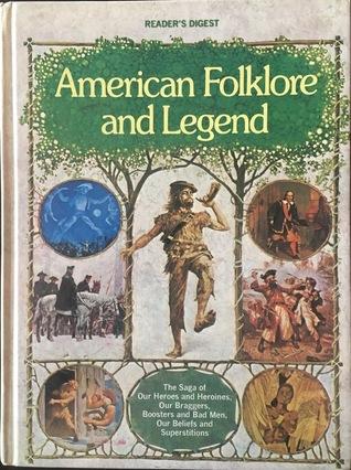 Folklore y leyenda americanos
