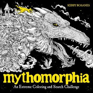 Mythomorphia: un desafío extremo de búsqueda y coloración