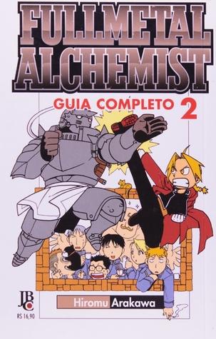 Fullmetal Alchemist: Guia Completo, Volumen # 2