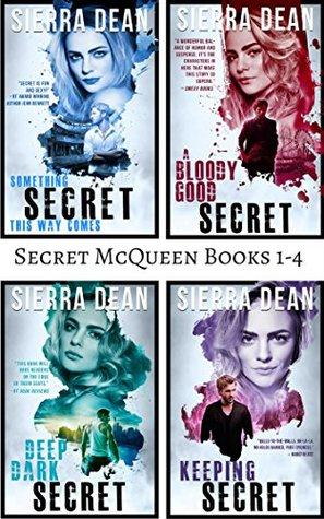 Secreto McQueen Libros 1-4