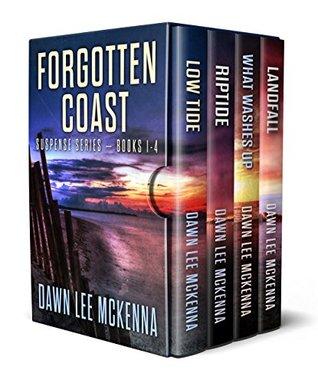 The Forgotten Coast Florida Suspense Series: Libros 1-4