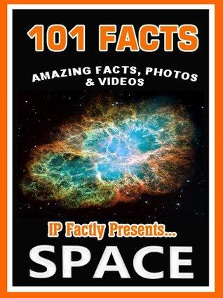 101 Hechos ... ¡Espacio! Libros Espaciales para Niños. Datos sorprendentes, Fotos & Video!