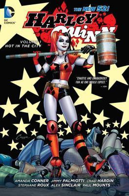 Harley Quinn, vol. 1: Caliente en la ciudad