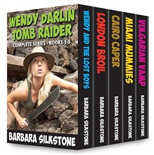 Wendy Darlin Tomb Raider ~ serie completa