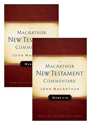 Marcos 1-16 MacArthur Comentario del Nuevo Testamento Set de dos volúmenes