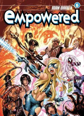 Empowered, Volumen 6