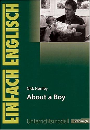 Nick Hornby, sobre un niño