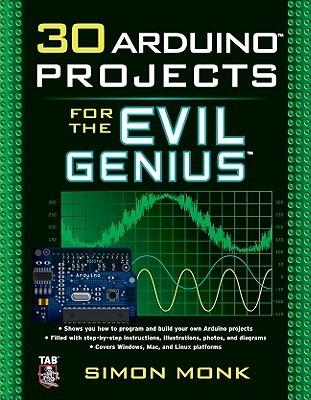 30 proyectos de Arduino para el genio del mal
