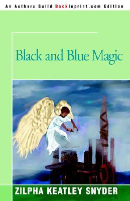 Magia negra y azul