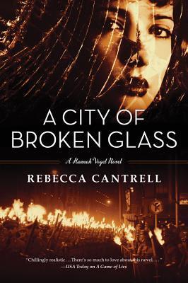 Una ciudad de vidrios rotos