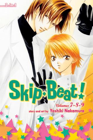 Skip Beat! (Edición 3 en 1), vol. 3: Incluye vols. 7, 8 9