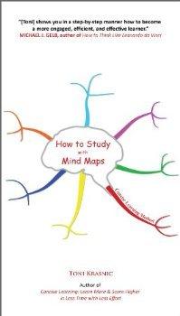 Cómo estudiar con mapas mentales: el método de aprendizaje conciso para estudiantes y estudiantes de toda la vida (edición ampliada)