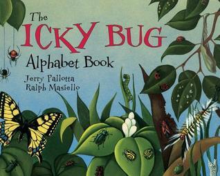 El libro del alfabeto Icky Bug