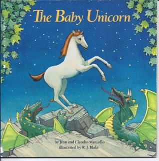 El bebé unicornio