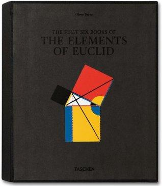 Seis libros de Euclides