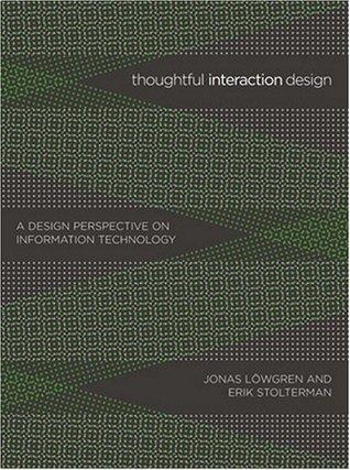Diseño de interacción reflexivo: una perspectiva de diseño en tecnología de la información