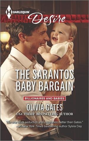 La oferta de bebé de Sarantos
