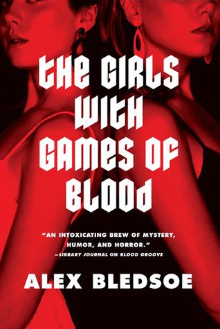 Las chicas con juegos de sangre