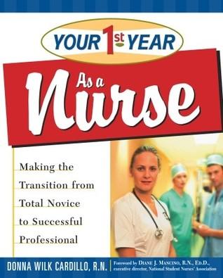 Su primer año como enfermera