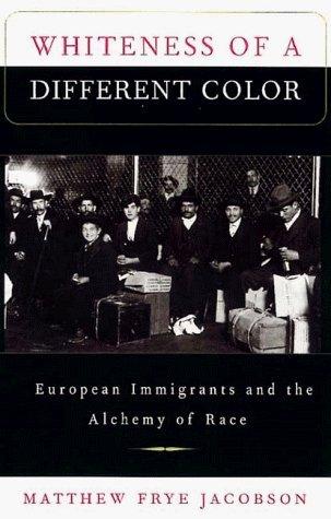 Blancura de un color diferente: inmigrantes europeos y la alquimia de la raza