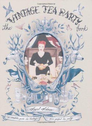 El libro de la fiesta del té de la vendimia