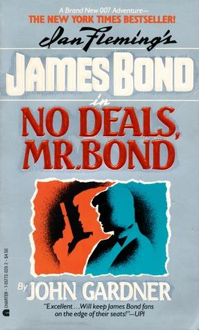 Sin ofertas, Sr. Bond
