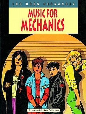 Amor y cohetes, vol. 1: Música para la mecánica
