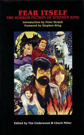 Miedo a sí mismo: La ficción de terror de Stephen King