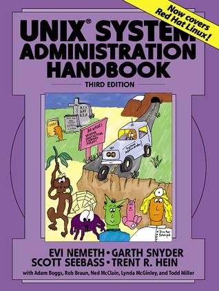 Manual de administración del sistema UNIX