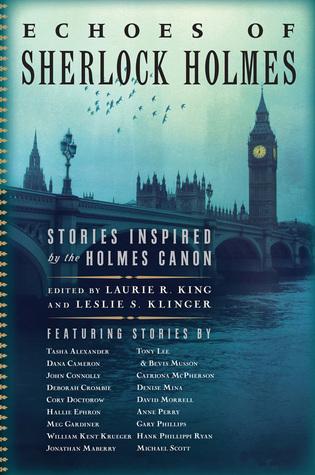 Ecos de Sherlock Holmes: Historias inspiradas en el Holmes Canon
