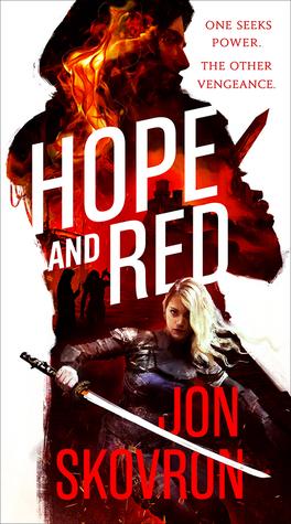 Esperanza y rojo