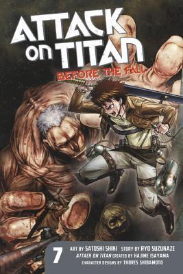 Ataque a Titán: Antes de la caída, Vol. 7