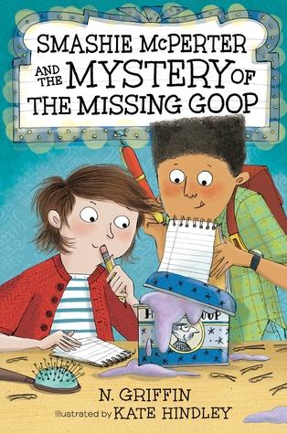 Smashie McPerter y el misterio de los desaparecidos Goop