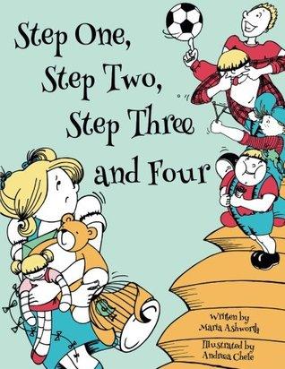 Paso uno, paso dos, paso tres y cuatro