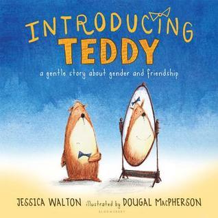 Introducción a Teddy: Una historia suave sobre el género y la amistad