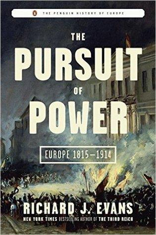 En busca de la energía: Europa 1815-1914