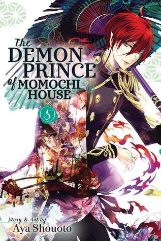 El Príncipe Demonio de la Casa Momochi, Vol. 5