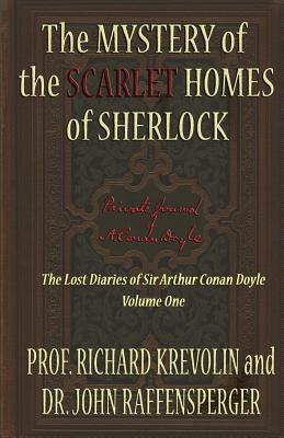 El misterio de las casas escarlatas de Sherlock