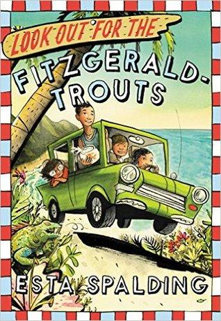 Mira hacia fuera para el Fitzgerald-Trutas