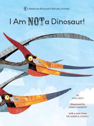 ¡No soy un dinosaurio!