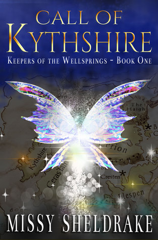 Llamada de Kythshire (Guardianes de los Wellsprings Book One)