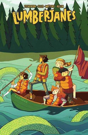 Lumberjanes, vol. 3: Un plan terrible