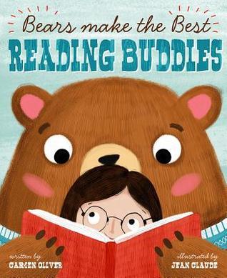 Osos hacen los mejores amigos de lectura