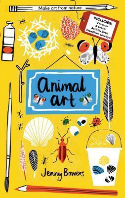 Animal Art: Hacer arte de la naturaleza