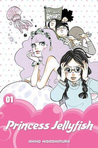 Princesa Jellyfish 2-en-1 Omnibus, Volumen 1
