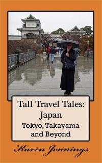 Cuentos de viaje altos: Japón. Tokio, Takayama y más allá